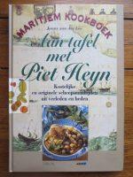 AAN TAFEL MET PIET HEYN Van der Lee