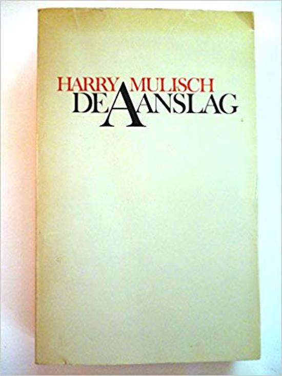 De Aanslag Harry Mulisch