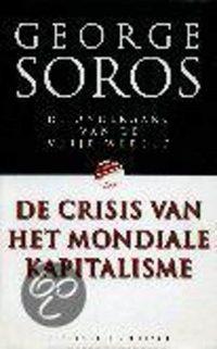 De crisis van het mondiale kapitalisme George Soros