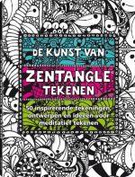 De kunst van Zentangle tekenen Stephanie Meissner