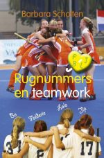 I love hockey - Rugnummers en teamwork Barbara Scholten