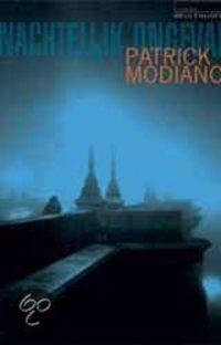 Nachtelijk ongeval Patrick Modiano