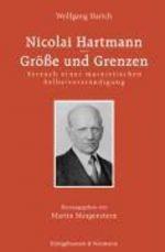 Nicolai Hartmann - Grösse und Grenzen Wolfgang Harich
