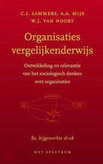 ORGANISATIES VERGELIJKENDERWIJS (7E DR) C.J. Lammers
