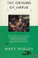 The Origins of Virtue Matt Ridley