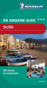 De groene gids Sicilie Michelin
