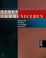 Leerlingenboek Leren communiceren M. Steehouder