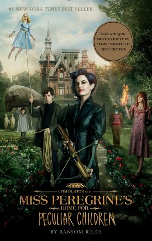 Miss Peregrine's Home for Peculiar Children MTI Ransom Riggs