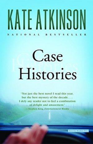 Case Histories Kate Atkinson