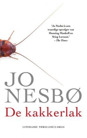 Harry Hole 2 - De kakkerlak Jo Nesbo