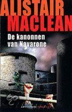 Kanonnen van navarone Alistair Maclean