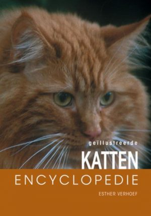 Katten encyclopedie Esther Verhoef