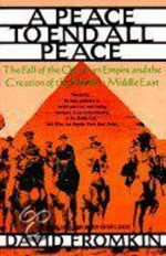 Peace to End All Peace David Fromkin