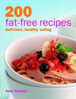 200 Fat-free Recipes Anne Sheasby