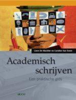 Academisch schrijven L. De Wachter
