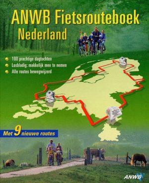 Anwb Fietsrouteboek Nederland Merkloos