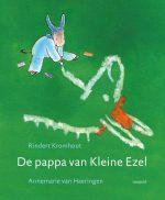 De pappa van Kleine Ezel Rindert Kromhout