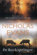 De rookspringer Nicholas Evans