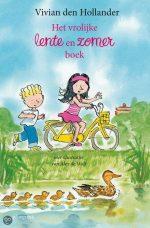 Het vrolijke lente en zomer boek V. den Hollande den