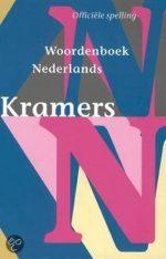 Kramers handwoordenboek Unieboek   Het Spectrum