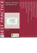 PRINCE® 2009 Edition Henny Portman