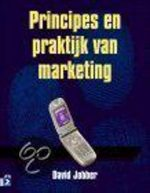 Principes en praktijk van marketing D. Jobber
