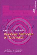 Basisboek methoden en technieken / druk 3 D.B. Baarda