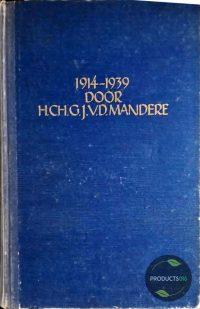 1914-1939. Een dynamische tijd