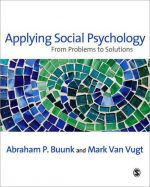 Applying Social Psychology 9781412902830