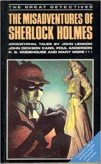 Misadventures of Sherlock Holmes 9781854800091