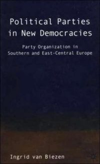 Political Parties in New Democracies 9781403903075