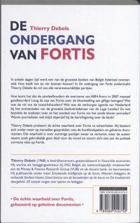 De Ondergang Van Fortis 9789089240750