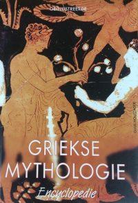 Geïllustreerde Griekse mythologie encyclopedie