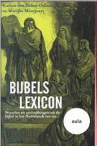Bijbels lexicon