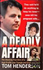 A Deadly Affair 9780312977641