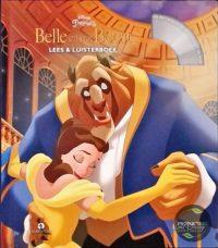 Belle en het Beest -Lees en Luisterboek - Disney 9789047624752