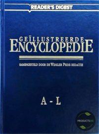 Geillustreerde encyclopedie 2 delen
