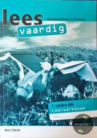 Leesvaardig Leerwerkboek Vmbo-bk 9789034570697