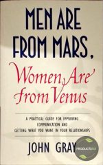 Men are from mars, women are from venus 9780722528402