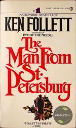The Man from St. Petersburg 9780451124388