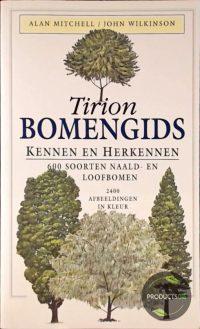 Tirion bomengids 9789052102276