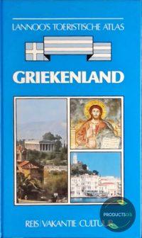 Toeristische atlas Griekenland 9789020910179