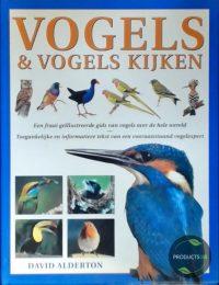 Vogels & Vogels Kijken 9789059201170