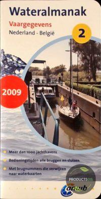 Wateralmanak Deel 2 2009 9789018027698