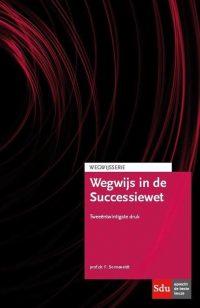 Wegwijsserie - Wegwijs in de Successiewet 2017 9789012400022