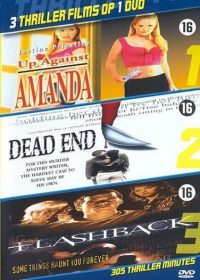 Up Against Amanda/Dead End/Flash 8715664017319