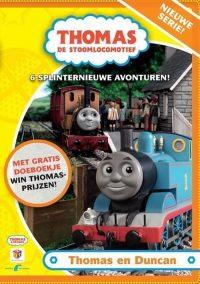 Thomas De Stoomlocomotief - Thomas En Duncan 8711983466289