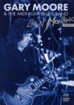 Gary Moore & The Midnight Blues Band - Live At Montreux 1990 5034504961777
