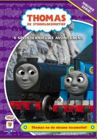 Thomas De Stoomlocomotief - En De Nieuwe Locomotief 8711983466128