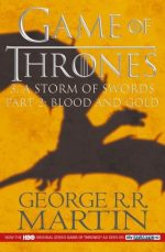 A Song of Ice and Fire 3 part 2 - A Storm of Swords - Blood and Gold 9780007483853